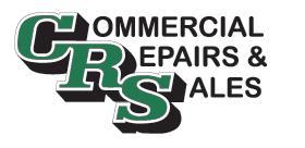 Commercial Repairs & Sales